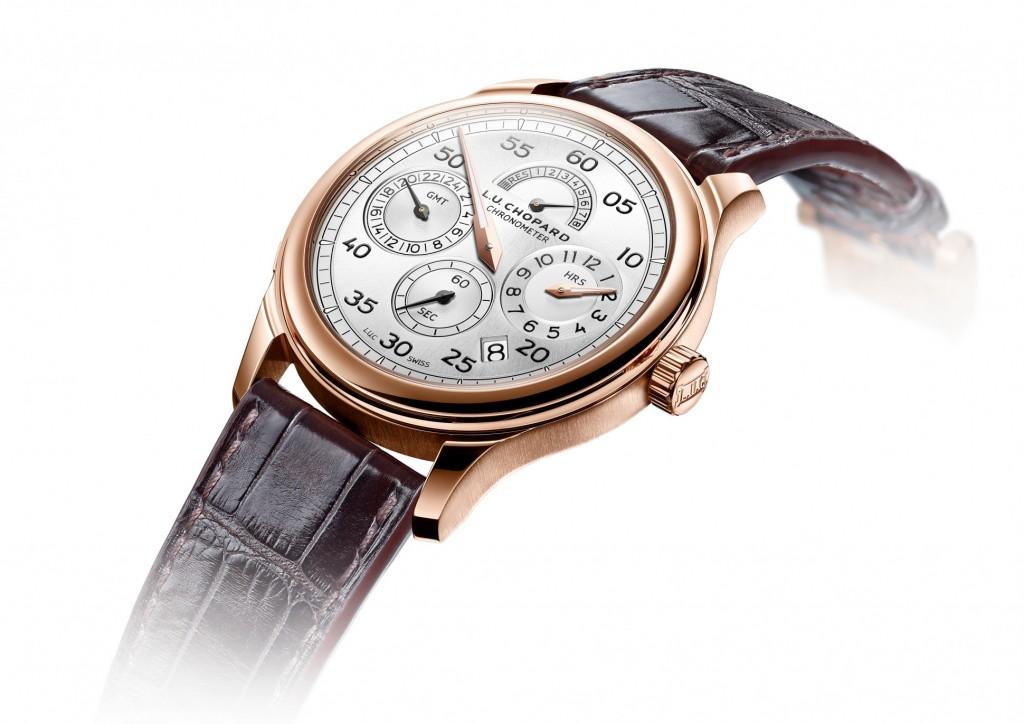 Replica Chopard L.U.C Regulator Watch