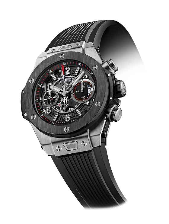 Hublot Big Bang Unico titanium/ceramic