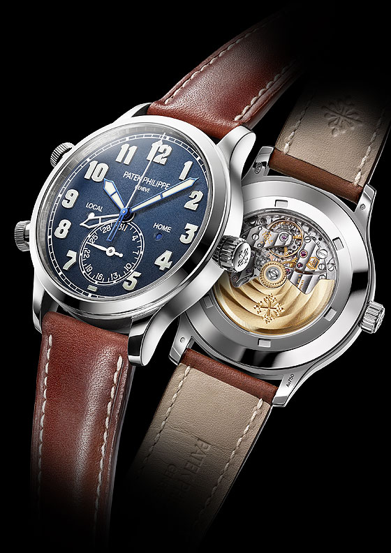 Patek Philippe Ref. 5524 - front-back