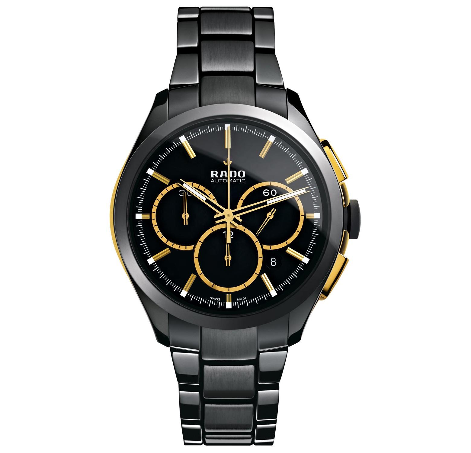 Rado HyperChromo Automatic Chronogragh Replica Watches