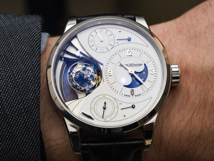 The NEWEST Jaeger-LeCoultre_Duometre-Spherotourbillon-Moon Replica Watches
