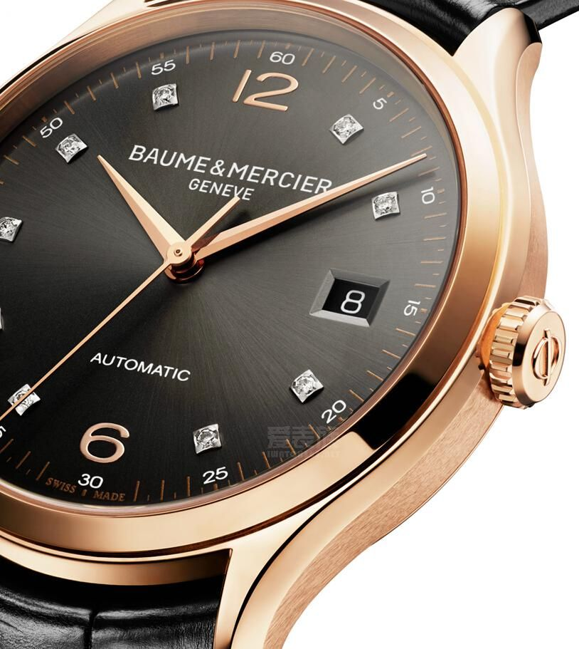 Baume& Mercier-Clifton-Watches