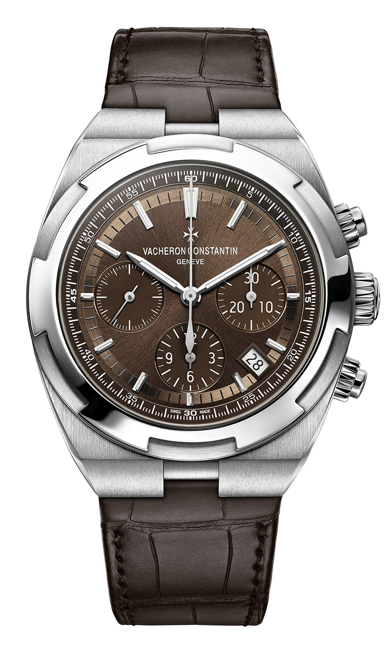 We reckon the Chronograph reference really shows off that gorgeous brown dial.