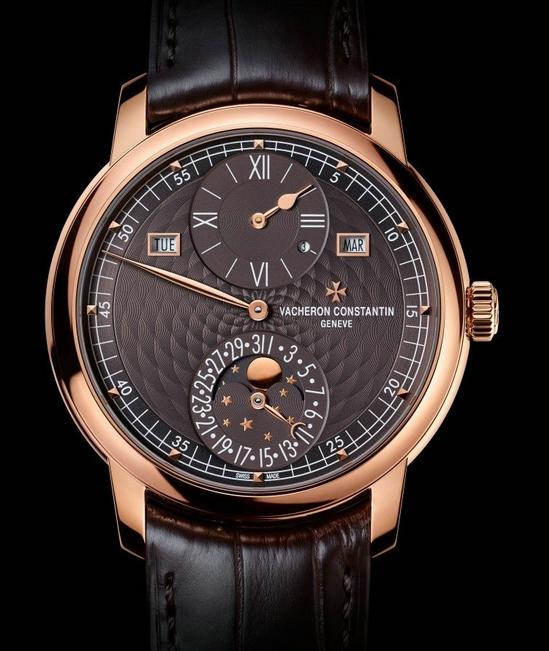 Unique Rose Gold Cases Vacheron Constantin Maître Cabinotier Copy Watches