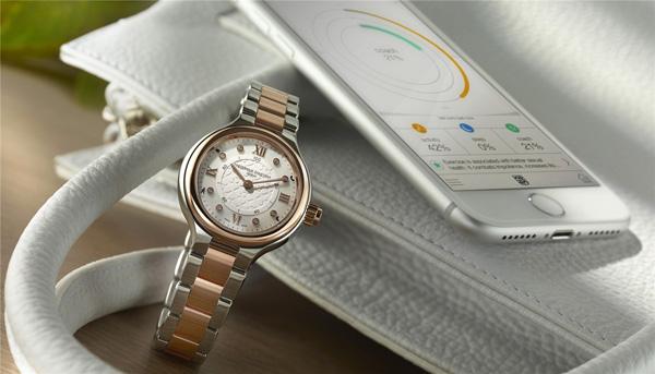 white dial replica Frederique Constant
