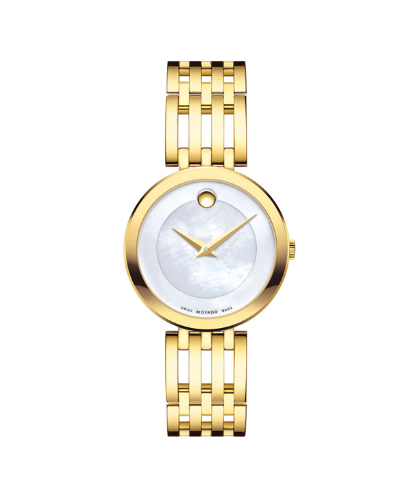 white dial replica  Movado Esperanza