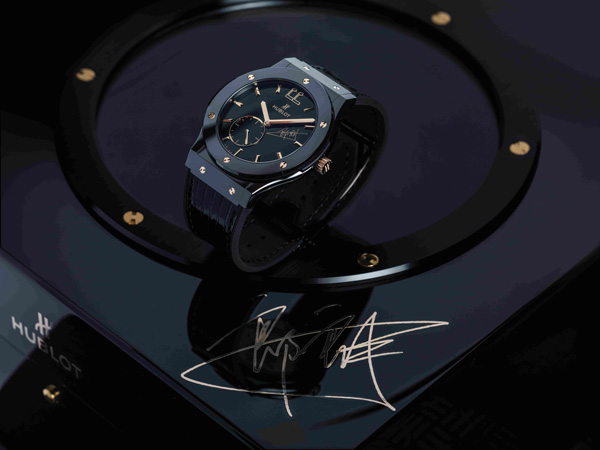 Hublot Classic Fusion Ultra Thin Ceramic Replica Watches