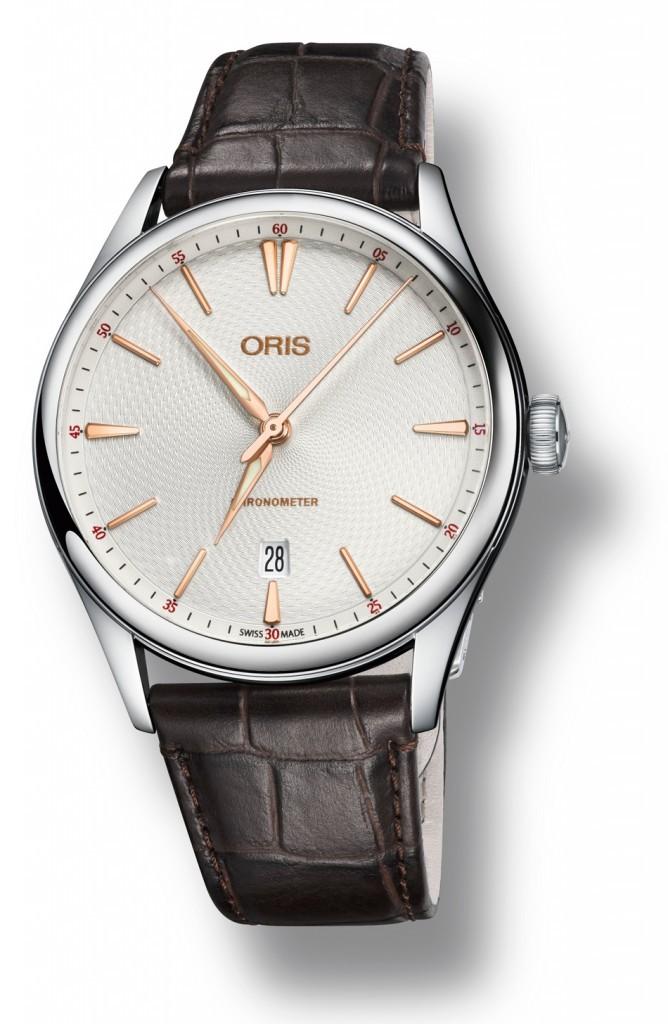 Oris-Artelier-Chronometer-Date-Replica