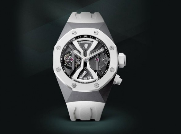 Audemars Piguet Royal Oak Concept GMT Tourbillon Replica Watch
