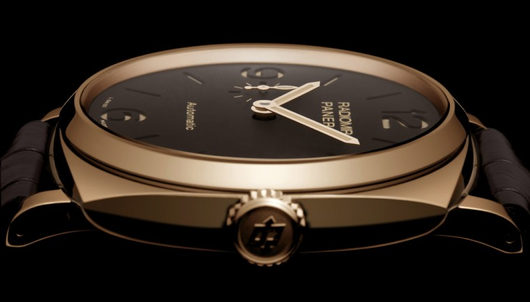 Panerai Radiomir 1940 3 Days Automatic Red Gold Replica Watch