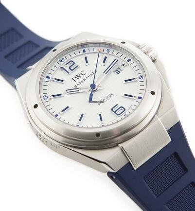 iwc ingenieur automatic mission earth edition plastiki replica watch