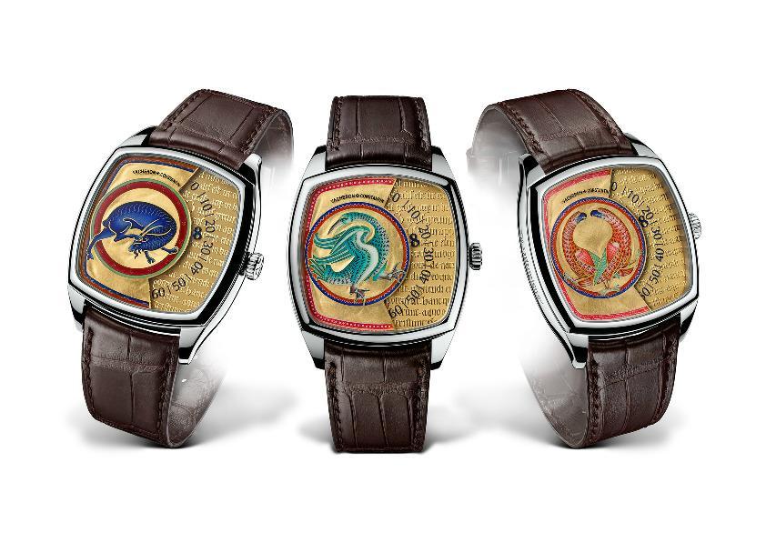 Best vacheron constantin métiers d art savoirs enluminés white gold replica watch