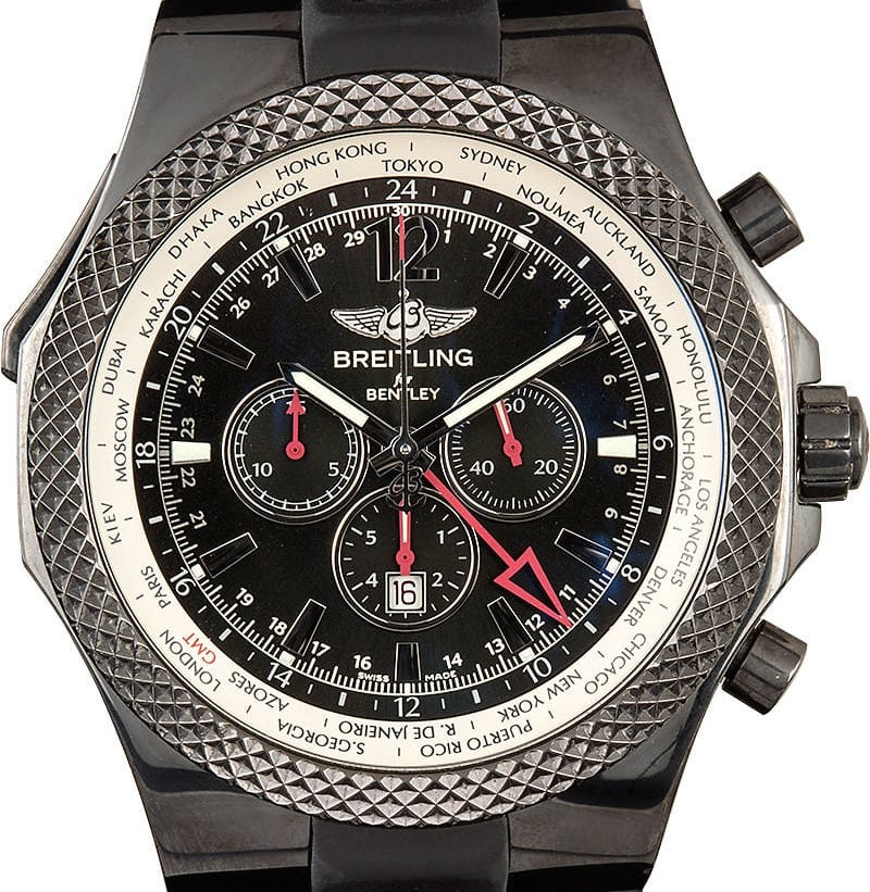Take A Drive With A Breitling For Bentley Replica Watches