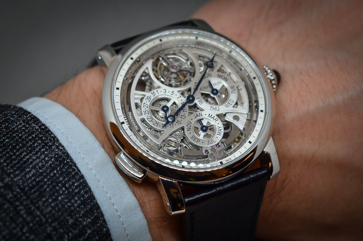 Cartier Rotonde De Cartier Grande Complication Watch