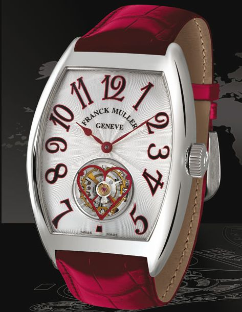 Franck Muller Smallest Tourbillon Watch
