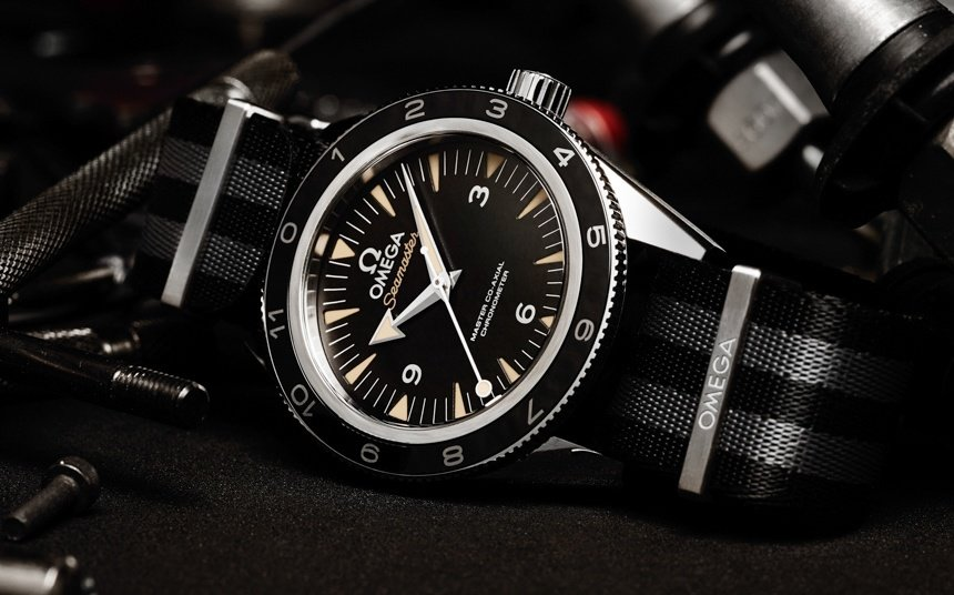 Omega Seamaster 300M Master Co-Axial Spectre Limited Edition