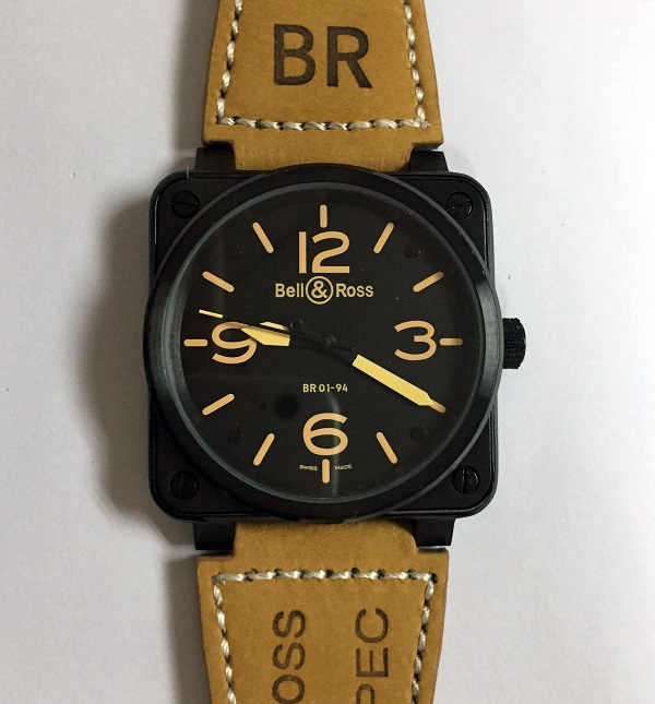 Bell & Ross BR01-92 Replica Watch