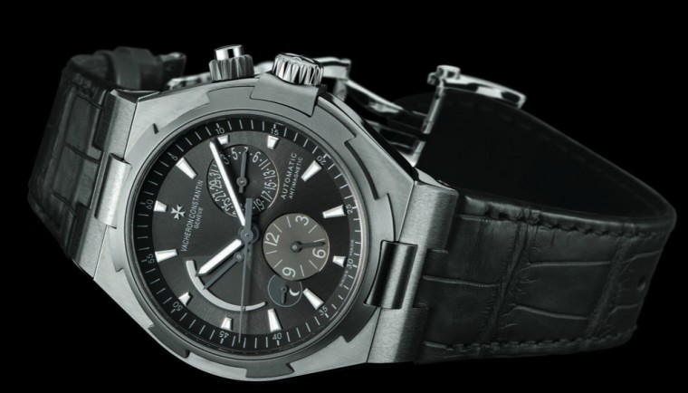 Vacheron Constantin Overseas Dual Time Steel & Titanium