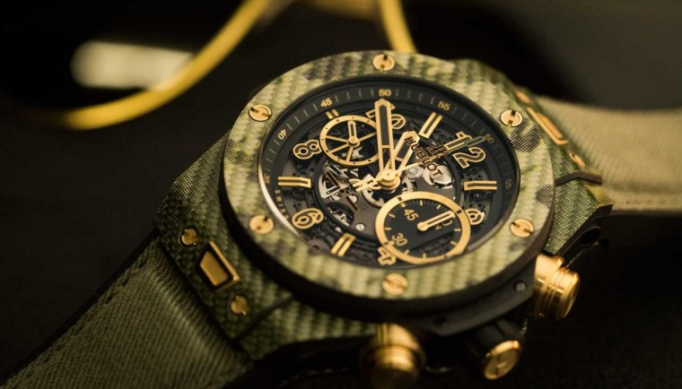 Hublot Big Bang Unico Italia Independent 'Camouflage'