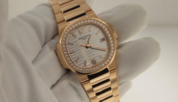 Patek Philippe Nautilus Dame Replica Watch