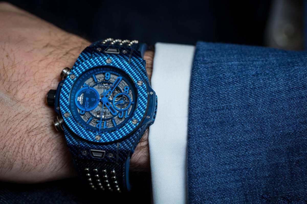 Hublot Big Bang Unico Italia Independent