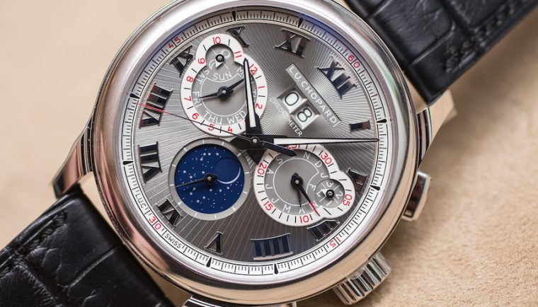 Chopard L.U.C Perpetual Chronograph Watch