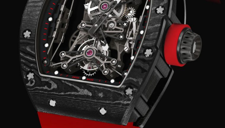 Richard Mille RM 50-27-01 Suspended Tourbillon Special Edition Watch
