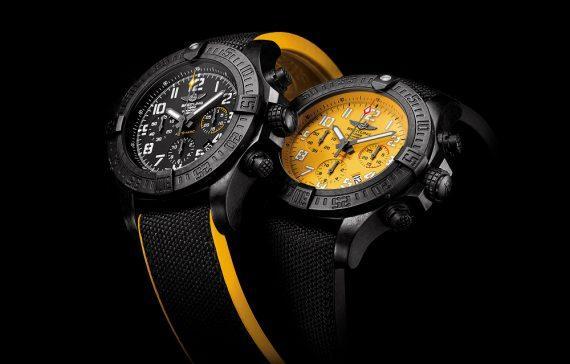 Breitling Avenger Hurricane 45 - pair