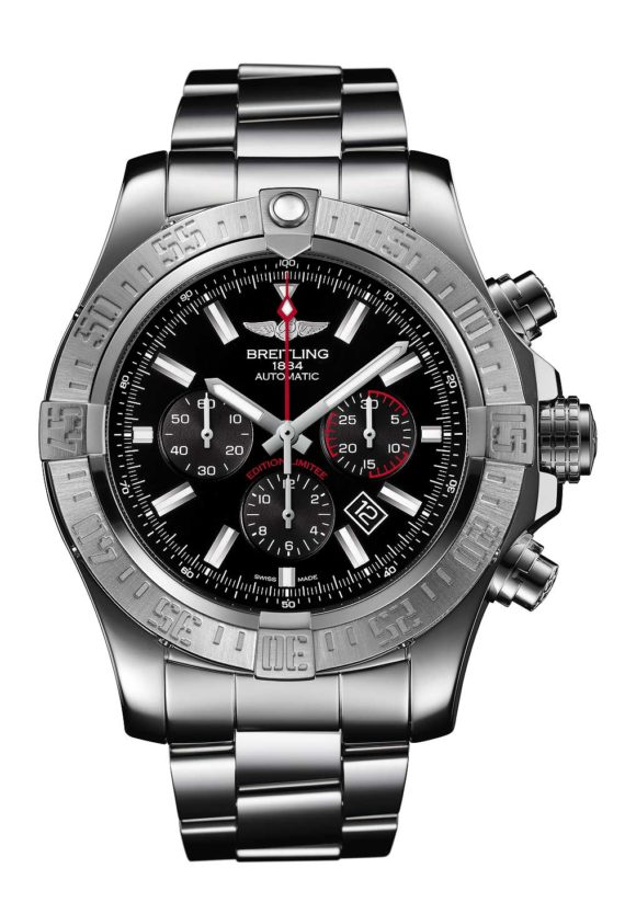Breitling Super Avenger 01 Boutique Edition - front