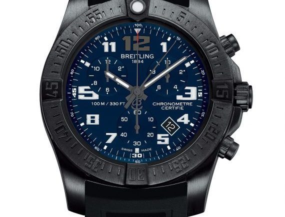 Breitling Chronospace Evo Night Mission - front