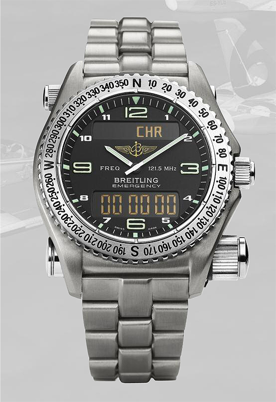 Breitling Emergency - 1995