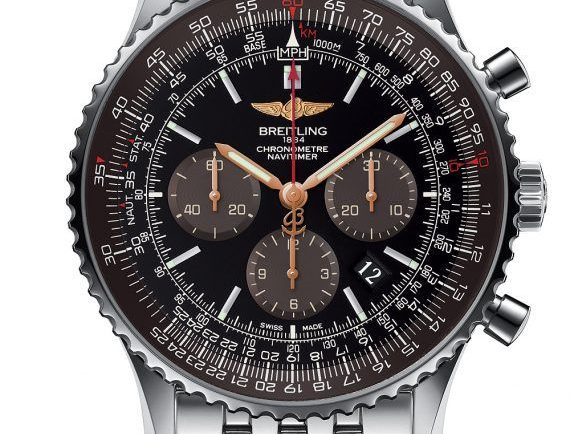 Breitling Navitimer 01 46-mm Limited Edition - front