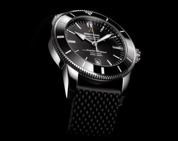 Breitling Superocean Heritage II - black