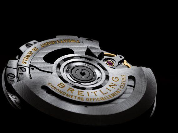 Breitling Superocean Heritage II caliber
