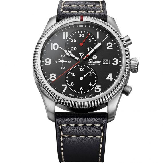 Tutima Grand Flieger chronograph