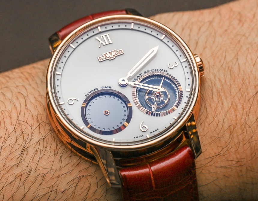 DeWitt Academia Out Of Time Watch Hands-On Hands-On