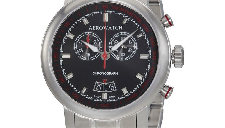 Aerowatch Renaissance Chronograph Swiss Made Men's Watch A 87936 AA01 M