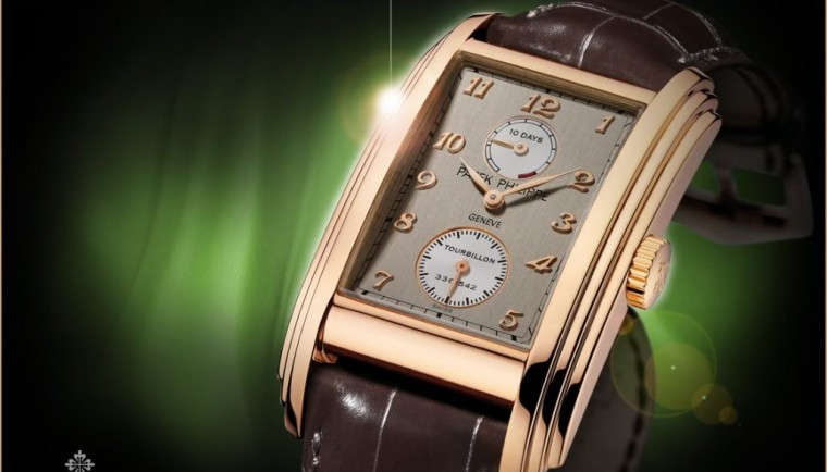 Patek Philippe 10 Jours Tourbillon Replica Watch