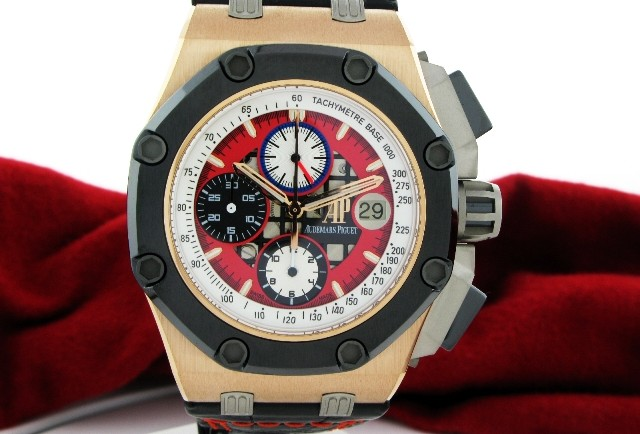 Audemars Piguet Royal Oak Offshore Rubens Barrichello III