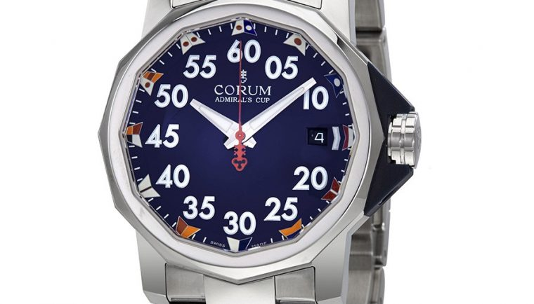 Corum Admirals Cup Competition Automatic Men's Watch 082.962.20/V700 AB22